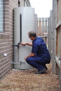 Water Heating Installation