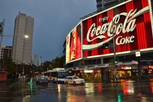 Coke Sign, Kings Cross. Sydney