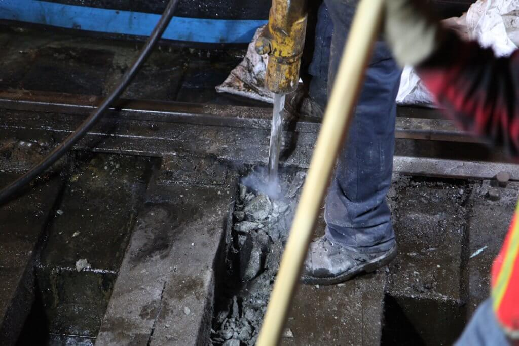 sewer & drain cleaning