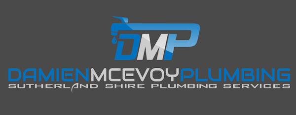 Damien McEvoy Plumbing Logo